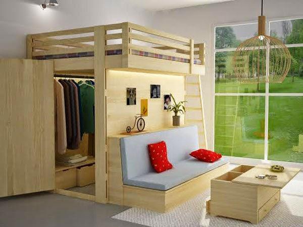 Thiết kế nội thất thông minh 4