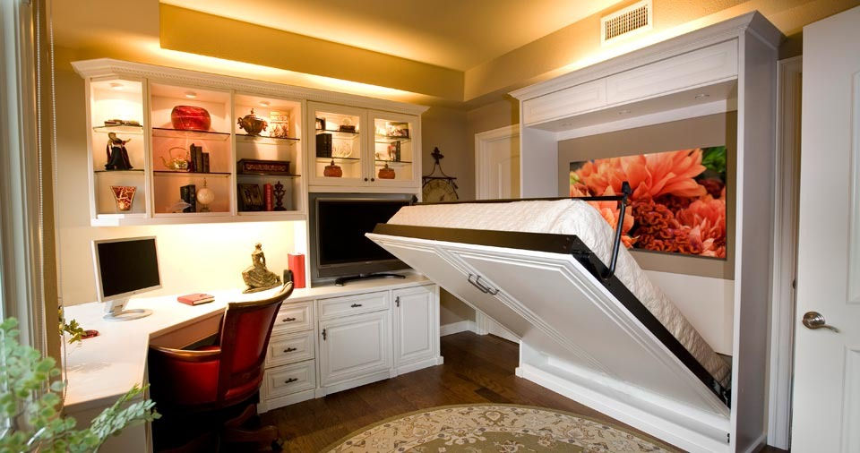 Thiết kế nội thất thông minh 1