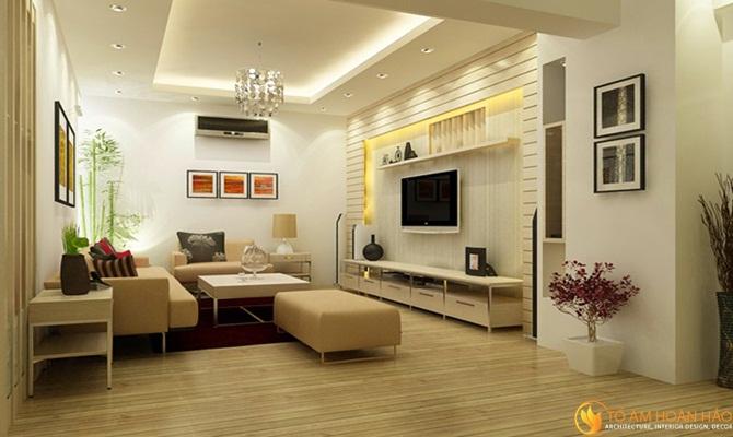 Thiết kế nội thất chung cư nhỏ siêu đẹp nhưng đầy tiện ích