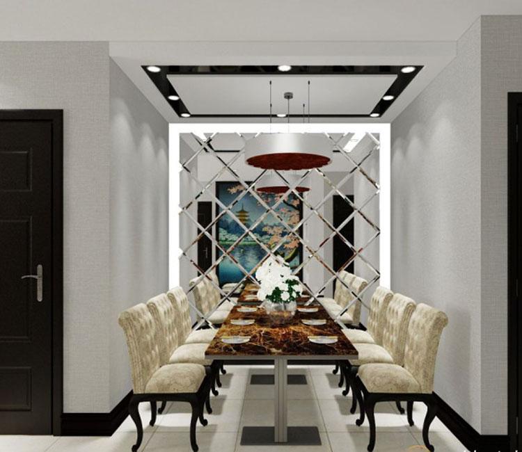 Thiết kế nội thất chung cư 115m2 chị Hảo 13
