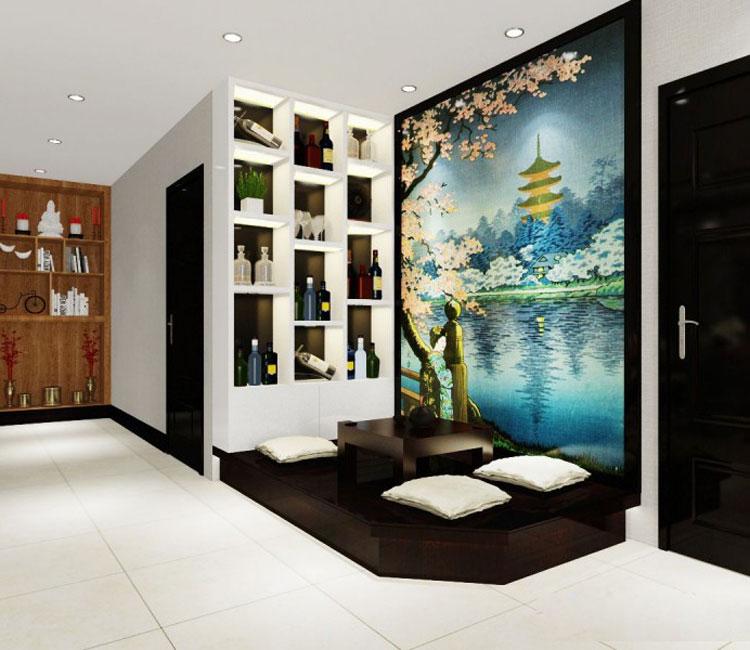 Thiết kế nội thất chung cư 115m2 chị Hảo 2