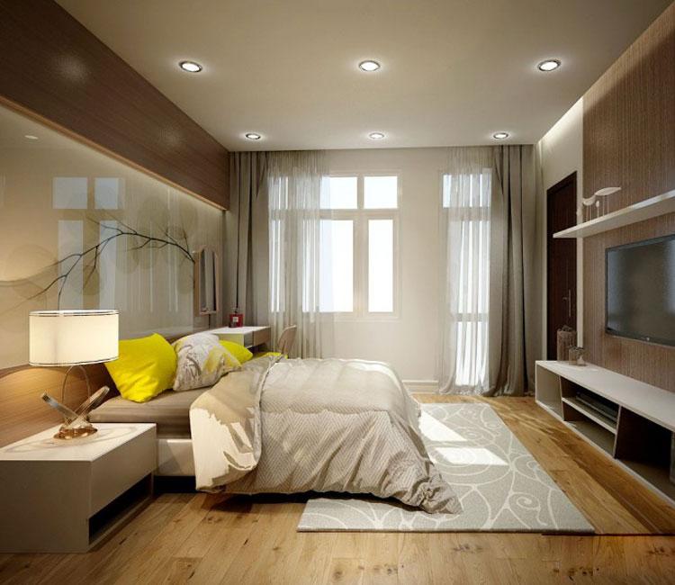 Thiết kế nội thất chung cư 115m2 chị Hảo 5