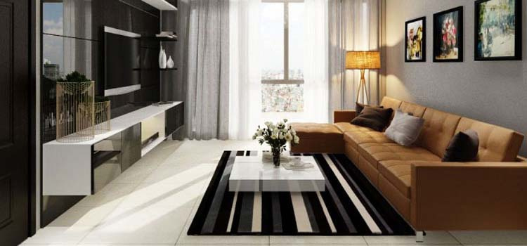 Thiết kế nội thất chung cư 115m2 chị Hảo 16