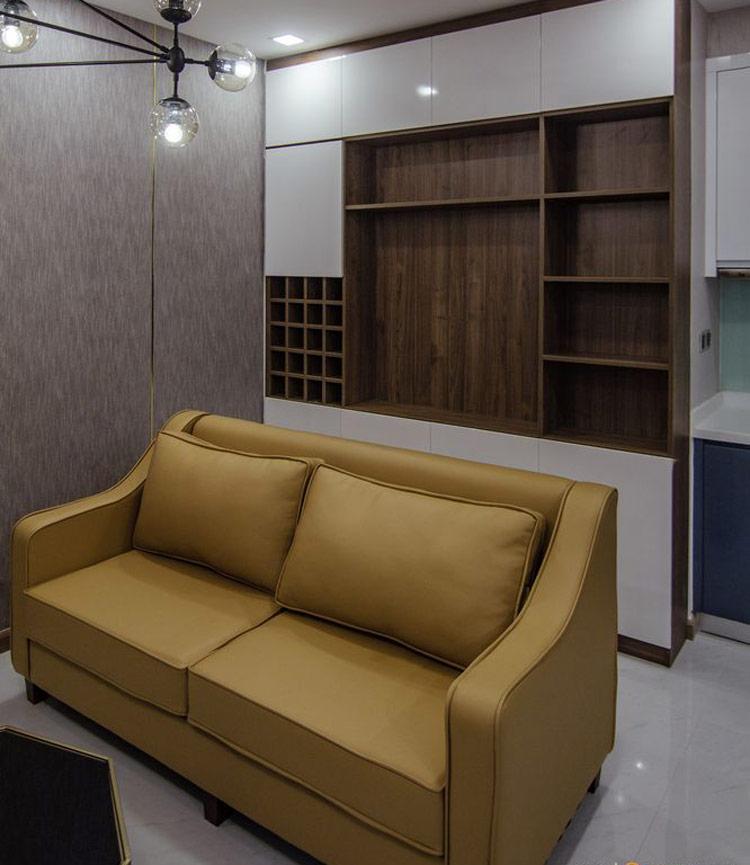 Thiết kế nội thất chung cư - anh Thành 5