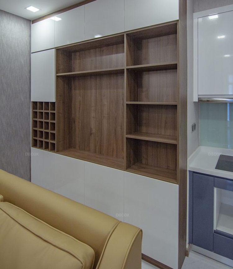 Thiết kế nội thất chung cư - anh Thành 6