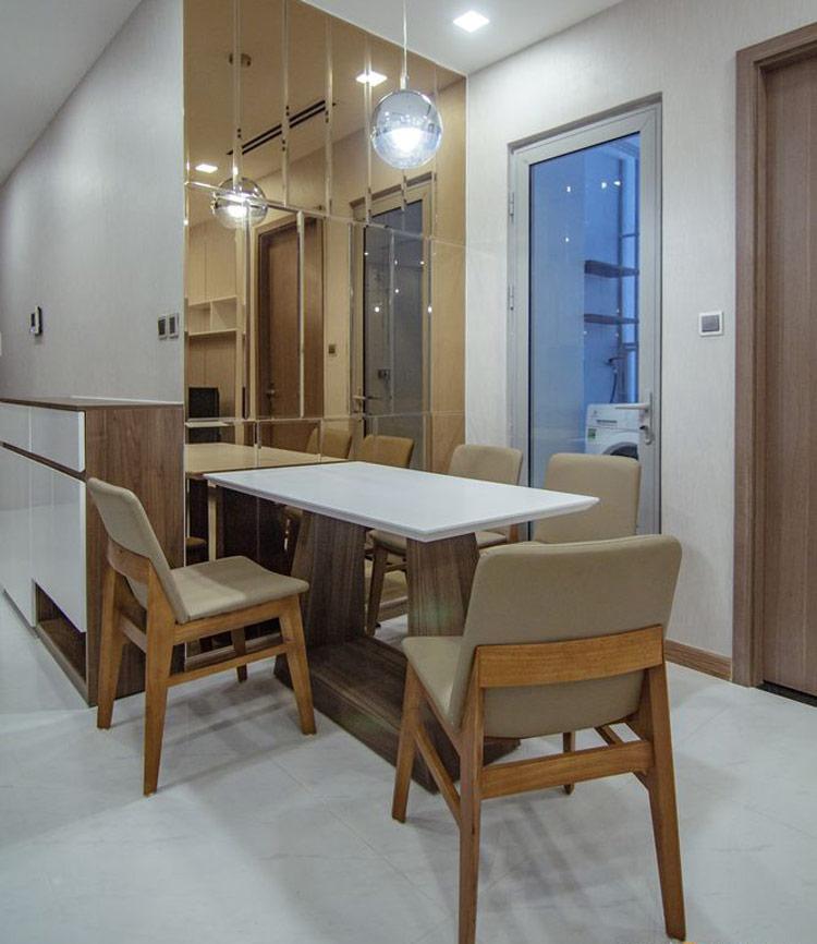 Thiết kế nội thất chung cư - anh Thành 14