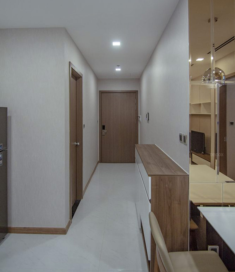Thiết kế nội thất chung cư - anh Thành1