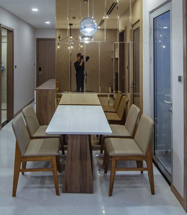 Thiết kế nội thất chung cư - anh Thành2