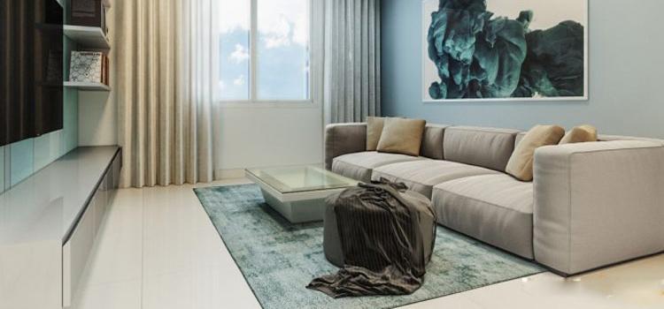 Thiết kế nội thất chung cư 46m2 - chị Liên 14
