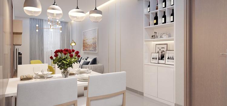 Thiết kế nội thất chung cư 49m2 - chị Vân Anh 8