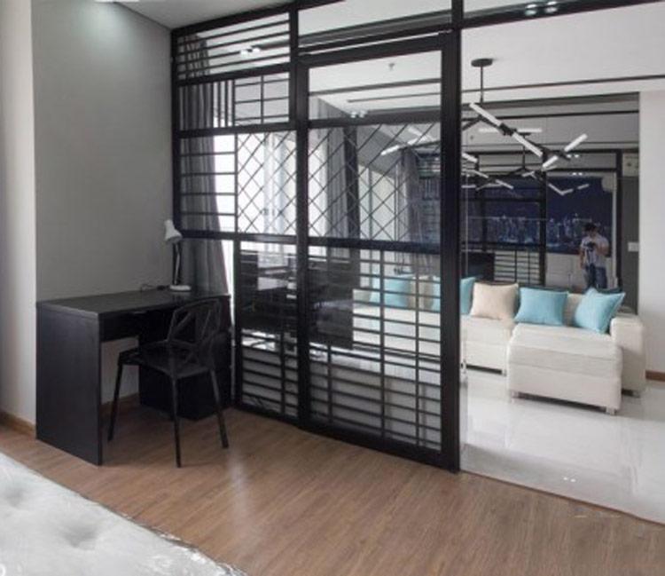 thiết kế nội thất chung cư 50m2 - anh Lâm 1