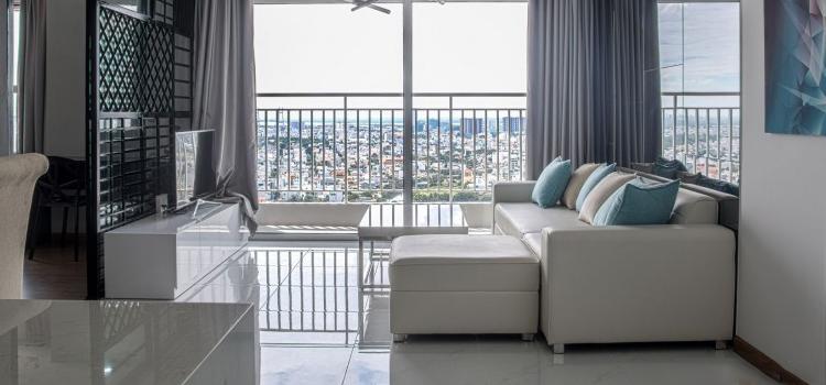 thiết kế nội thất chung cư 50m2 - anh Lâm 15