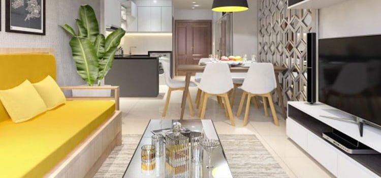 Thiết kế nội thất chung cư 67m2 Roma Plaza - chị Hồng