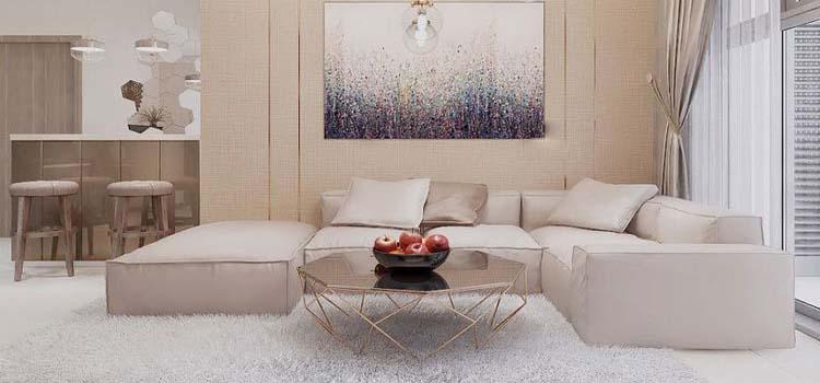 Thiết kế nội thất chung cư 148m2 Ciputra - anh Chung 2