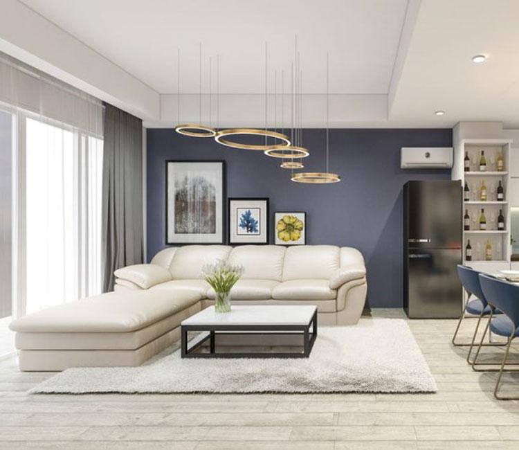 Thiết kế nội thất chung cư Vinhome Nguyễn Chí Thanh