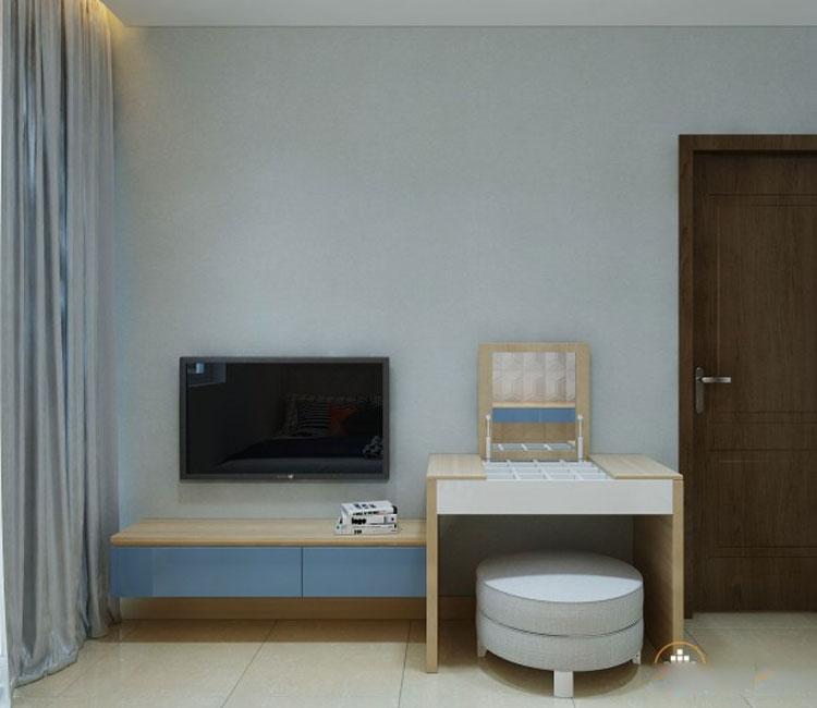 Thiết kế nội thất chung cư 89m2 - anh Hùng 5