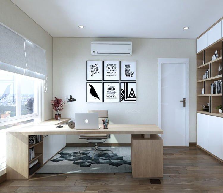 Thiết kế nội thất chung cư Văn Khê - anh Bình 7