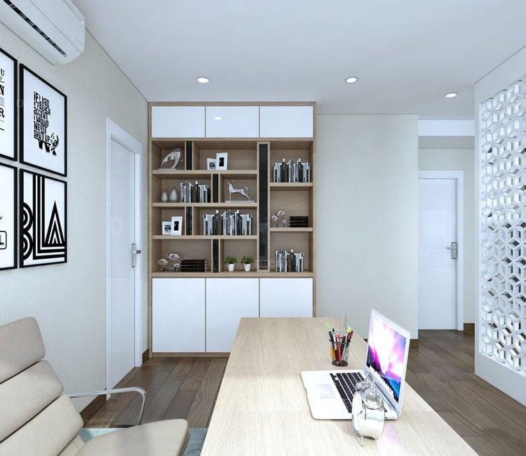Thiết kế nội thất chung cư Văn Khê - anh Bình 8