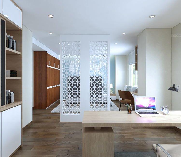 Thiết kế nội thất chung cư Văn Khê - anh Bình 9