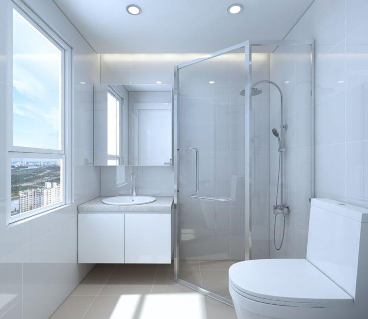 Thiết kế nội thất chung cư Văn Khê - anh Bình 14