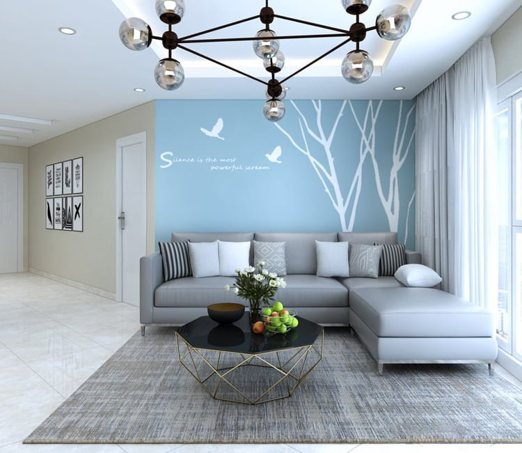 Thiết kế nội thất chung cư Văn Khê - anh Bình 16