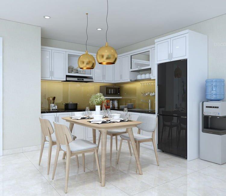 Thiết kế nội thất chung cư Văn Khê - anh Bình 2Thiết kế nội thất chung cư Văn Khê - anh Bình 2