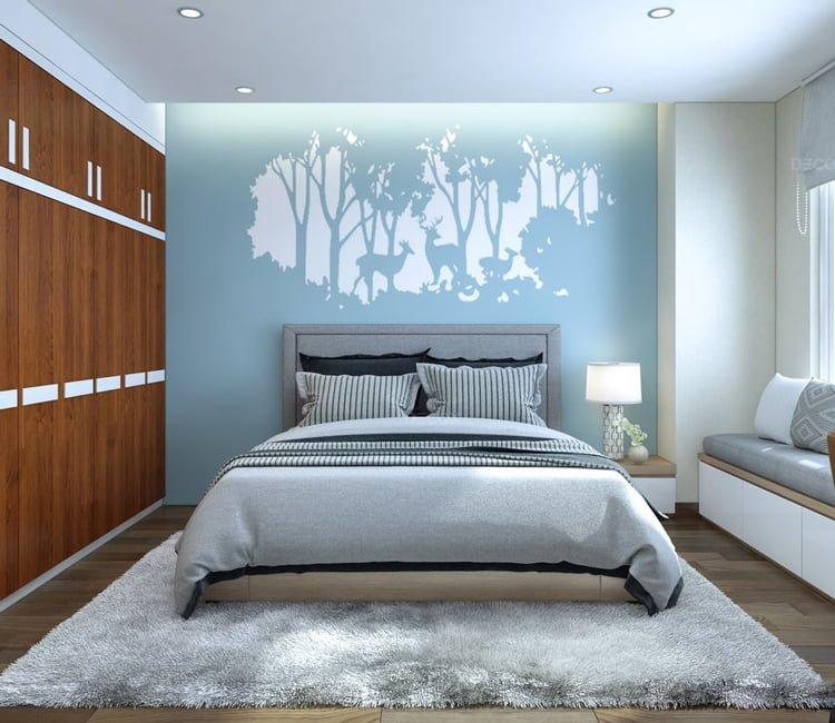 Thiết kế nội thất chung cư Văn Khê - anh Bình 3
