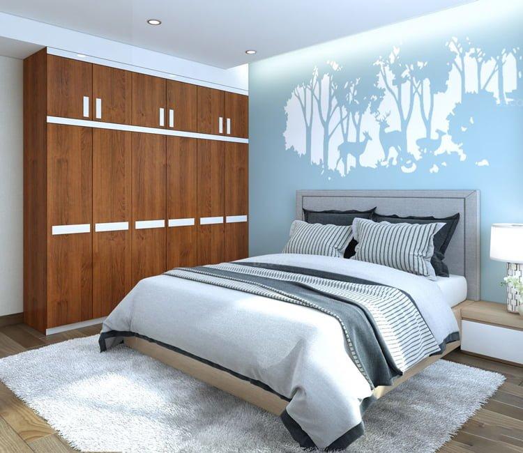 Thiết kế nội thất chung cư Văn Khê - anh Bình 4
