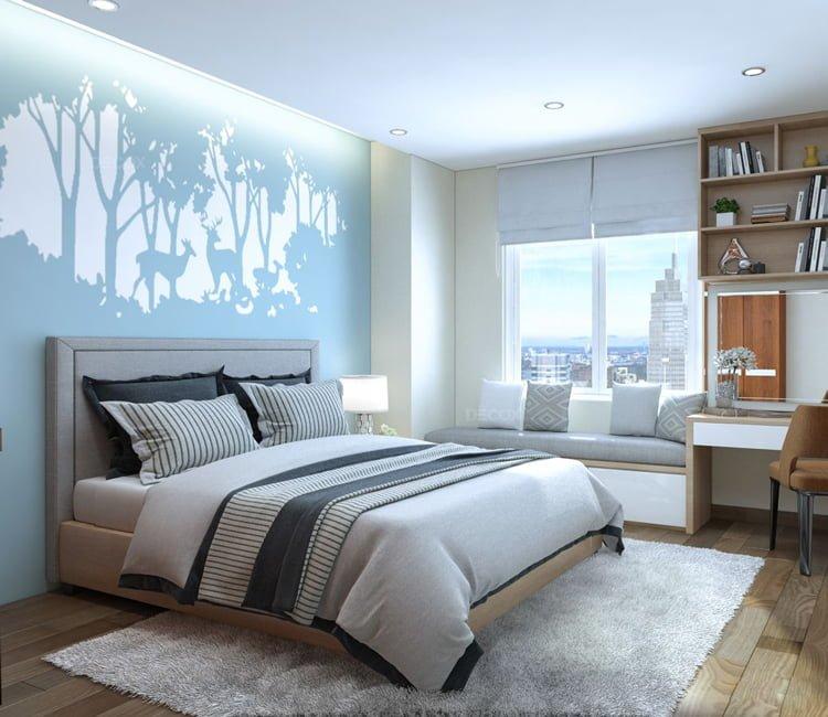 Thiết kế nội thất chung cư Văn Khê - anh Bình 5