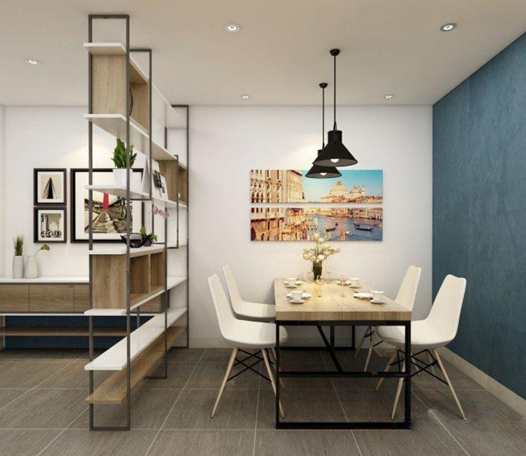 Thiết kế nội thất chung cư 110m2 The Garden - anh Phú 4