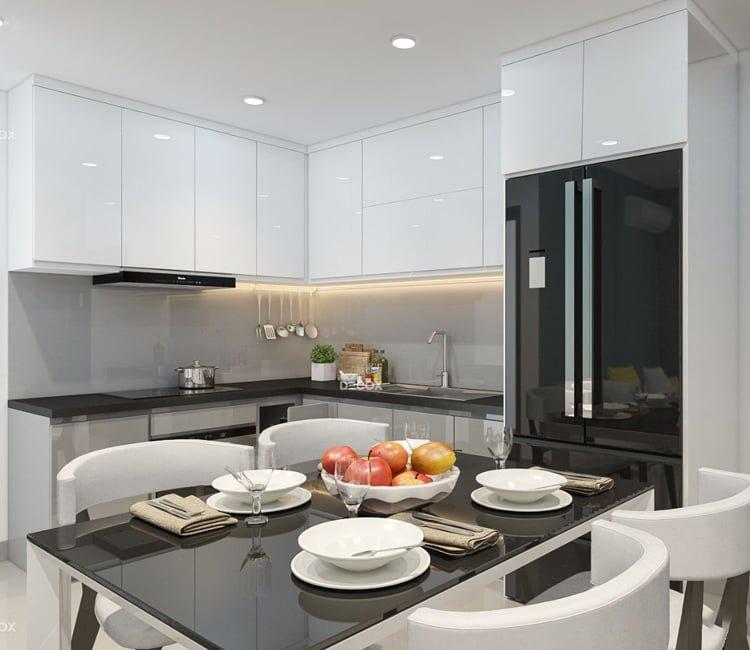 Thiết kế nội thất chung cư 65m2 Trung Hòa Nhân Chính - anh Cường 1