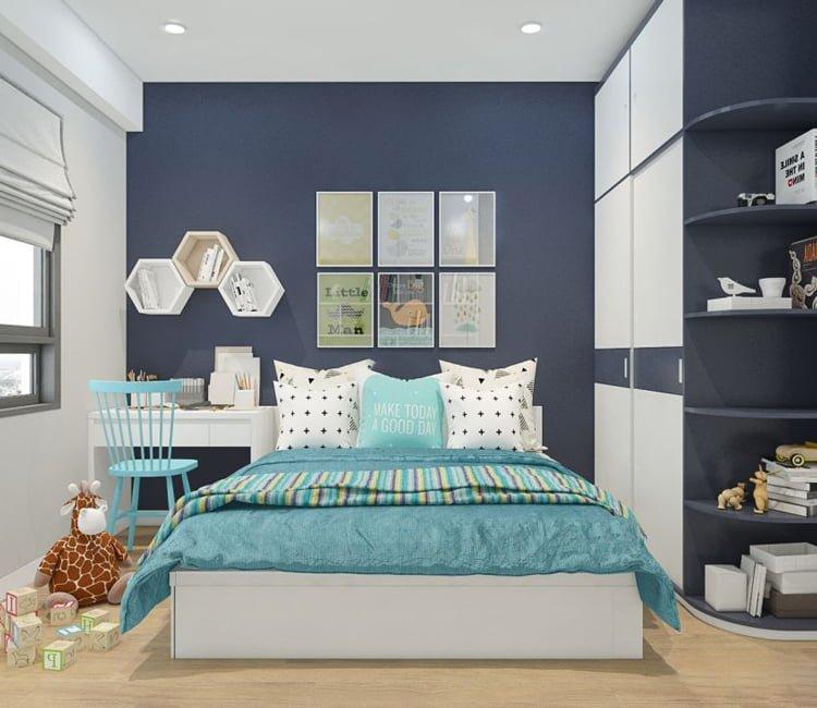 Thiết kế nội thất chung cư 65m2 Trung Hòa Nhân Chính - anh Cường 2