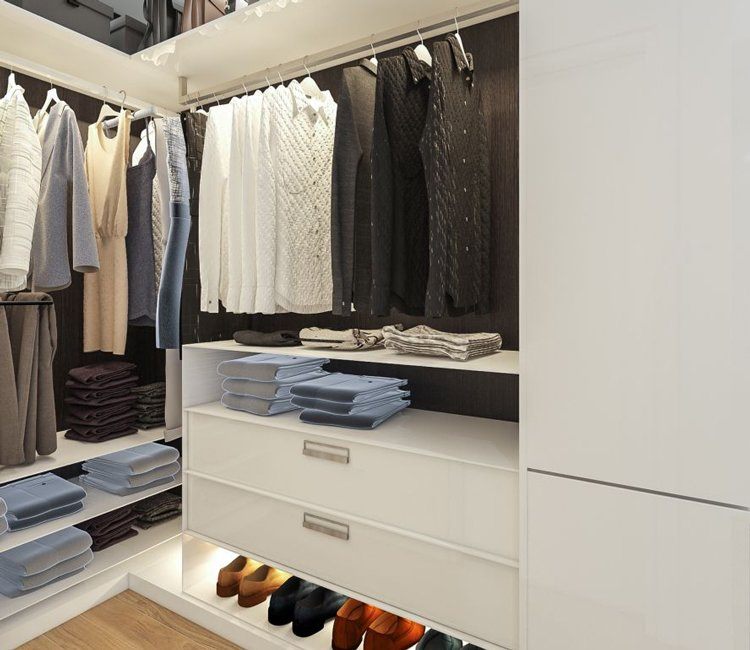 Thiết kế nội thất chung cư 65m2 Trung Hòa Nhân Chính - anh Cường 10