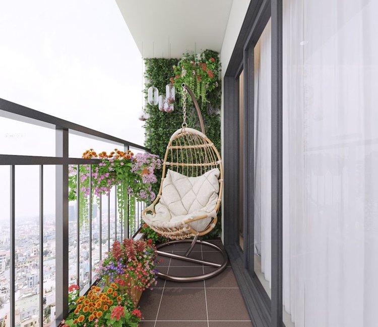 Thiết kế nội thất chung cư 65m2 Trung Hòa Nhân Chính - anh Cường 12