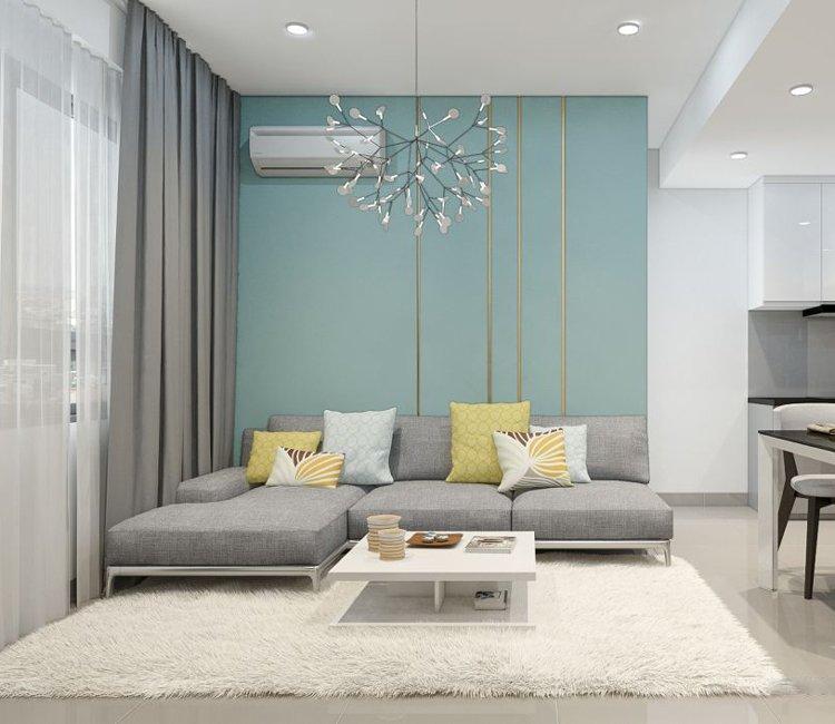 Thiết kế nội thất chung cư 65m2 Trung Hòa Nhân Chính - anh Cường 13