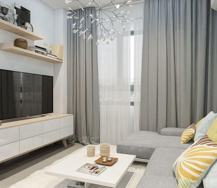 Thiết kế nội thất chung cư 65m2 Trung Hòa Nhân Chính - anh Cường 14