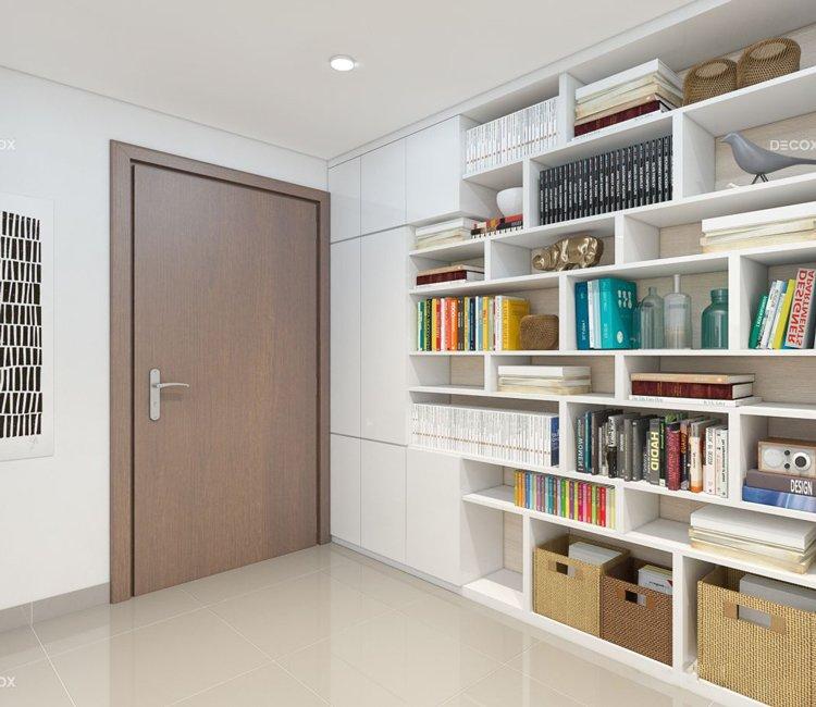 Thiết kế nội thất chung cư 65m2 Trung Hòa Nhân Chính - anh Cường 15