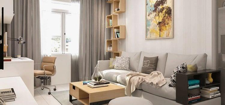 Thiết kế nội thất chung cư 72m2 Xuân Mai Complex - anh Nhân