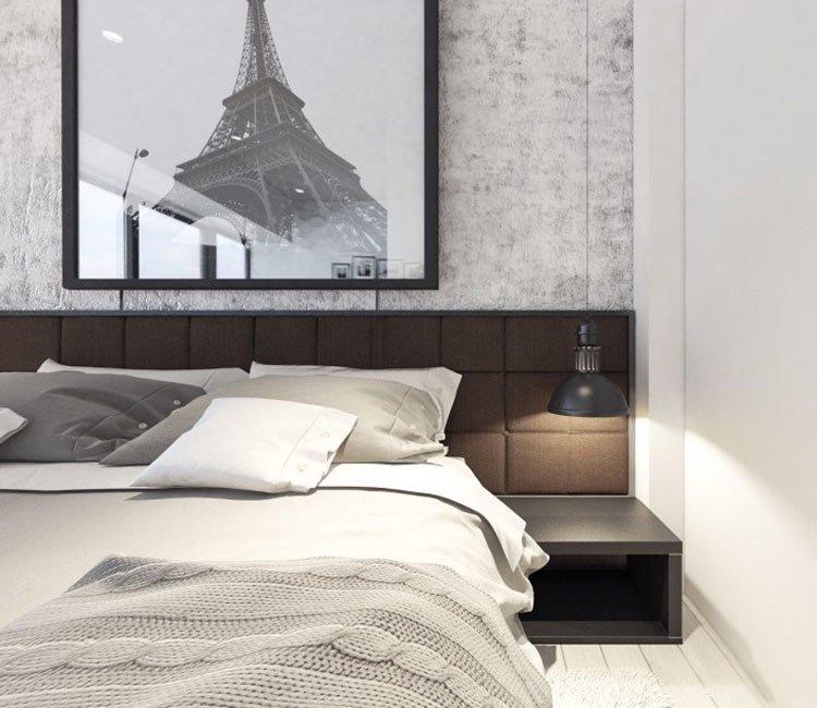 Thiết kế nội thất chung cư 77m2 Center Point - anh Quang 13