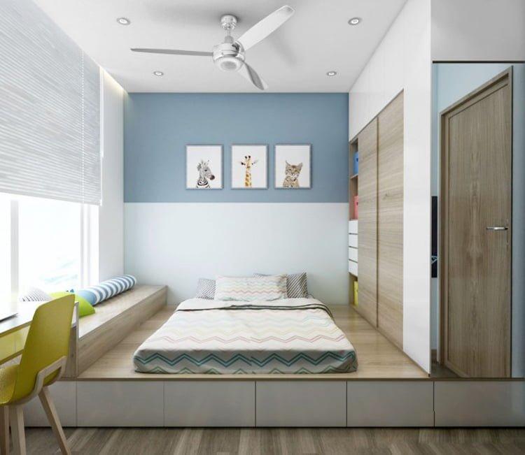 Thiết kế nội thất chung cư Ecopark - anh Hiếu 7