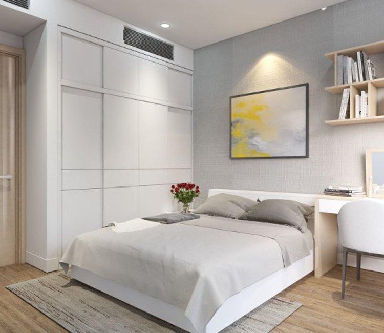 Thiết kế nội thất chung cư 83m2 HH3 Linh Đàm - anh Đức 8