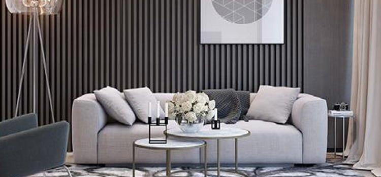 Thiết kế nội thất chung cư 65m2 Nam Trung Yên - anh Huy 5