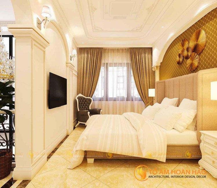 thiết kế kiến trúc nội thất anh Dương Vinhomes Mỹ Đình 10
