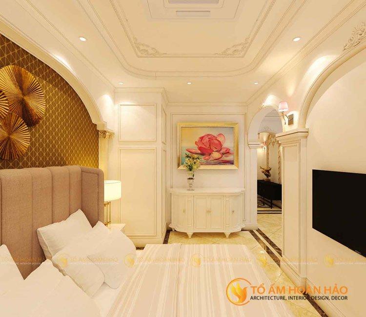 thiết kế kiến trúc nội thất anh Dương Vinhomes Mỹ Đình 11