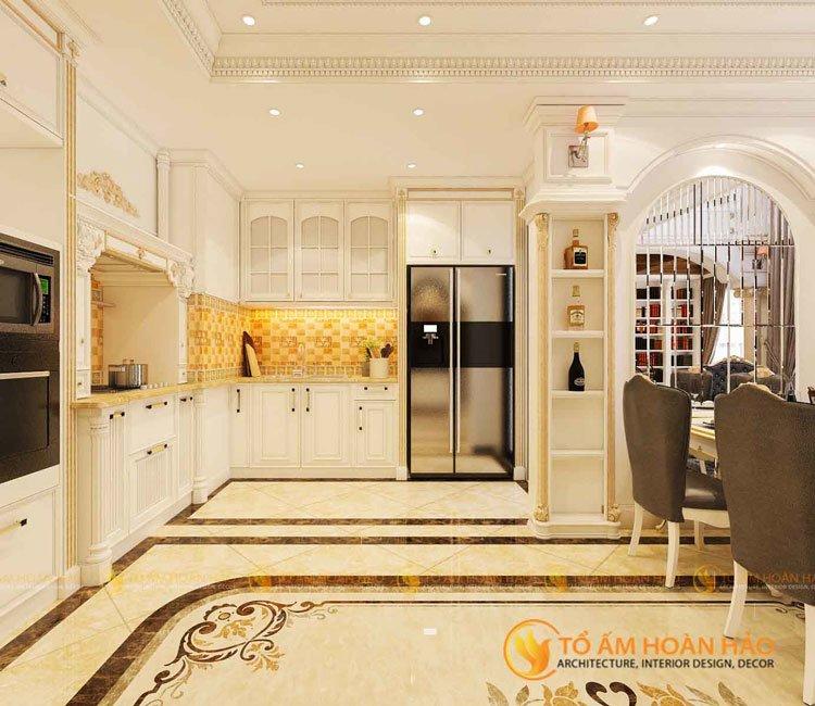 thiết kế kiến trúc nội thất anh Dương Vinhomes Mỹ Đình 2