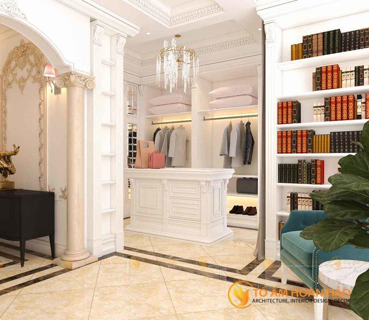 thiết kế kiến trúc nội thất anh Dương Vinhomes Mỹ Đình 6