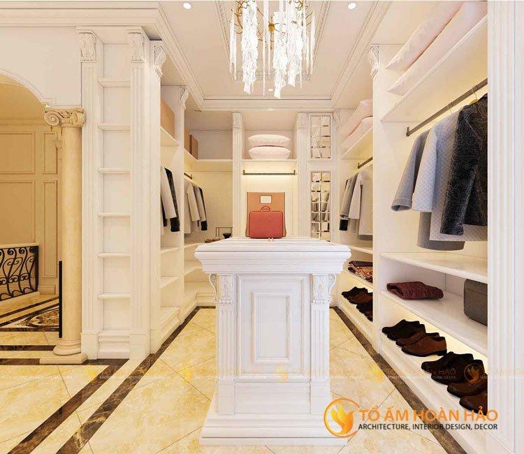 thiết kế kiến trúc nội thất anh Dương Vinhomes Mỹ Đình 7