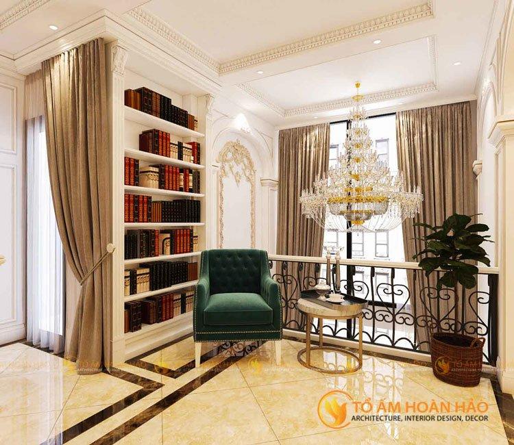 thiết kế kiến trúc nội thất anh Dương Vinhomes Mỹ Đình 8