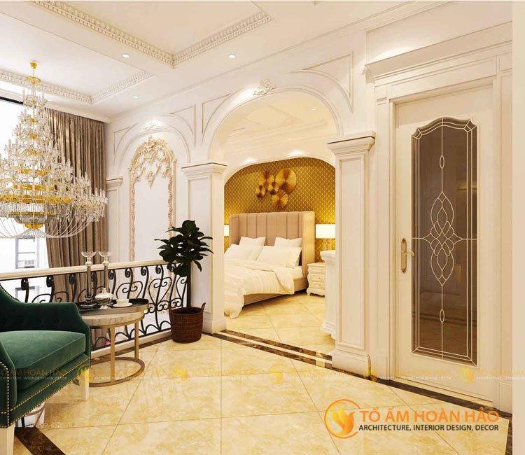thiết kế kiến trúc nội thất anh Dương Vinhomes Mỹ Đình 9