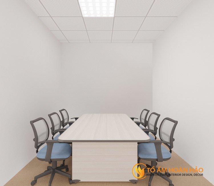 thiết kế thi công kiến trúc nội thất văn phòng Emico 7